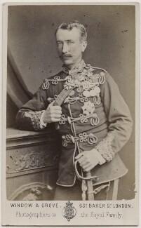 Garnet Joseph Wolseley, 1st Viscount Wolseley, by Window & Grove - NPG Ax28550