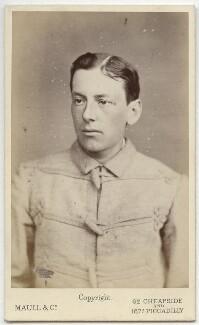 Edric Frederick Gifford, 3rd Baron Gifford, by Maull & Co - NPG Ax28557