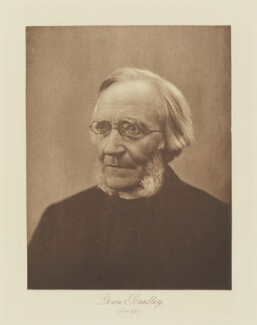 George Granville Bradley, by Henry Herschel Hay Cameron (later The Cameron Studio), published by  T. Fisher Unwin - NPG Ax29144