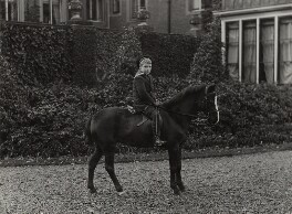 Prince Edward, Duke of Windsor (King Edward VIII), by Lafayette - NPG Ax29321