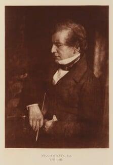 William Etty, after David Octavius Hill, and  Robert Adamson - NPG Ax29503