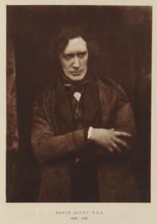 David Scott, after David Octavius Hill, and  Robert Adamson - NPG Ax29505