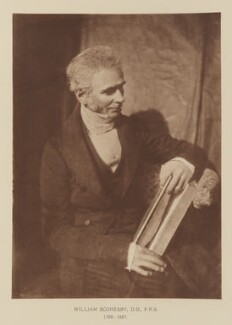 William Scoresby, after David Octavius Hill, and  Robert Adamson - NPG Ax29536
