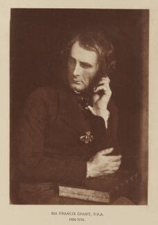 Sir Francis Grant, after David Octavius Hill, and  Robert Adamson - NPG Ax29544