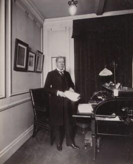 Sir George Alexander (George Samson), by Frederic G. Hodsoll - NPG Ax29615