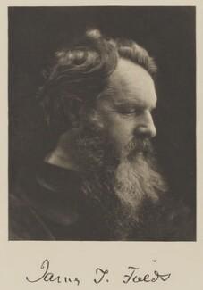 James Thomas Fields, by Julia Margaret Cameron - NPG Ax29920