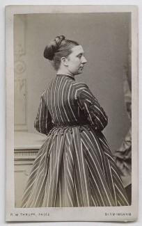 Janet Monach Patey (née Whytock), by Robert White Thrupp - NPG Ax33515