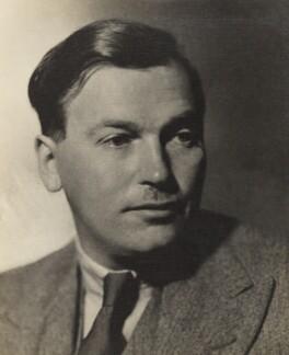 (Edward Godfree) Richard Aldington, by Howard Coster, 1931 - NPG Ax3431 - © National Portrait Gallery, London