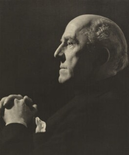 Father Stewart, by Howard Coster - NPG Ax3453