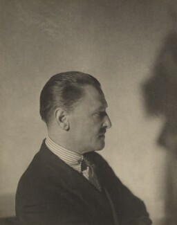 Somerset Maugham, by Howard Coster - NPG Ax3460