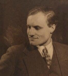 Humphrey Ridley Tomalin, by Howard Coster - NPG Ax3471
