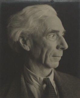 Bertrand Arthur William Russell, 3rd Earl Russell, by Howard Coster - NPG Ax3519