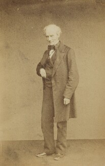 Richard James Lane, by Unknown photographer - NPG Ax36253