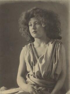 Renée Tennant, by Eveleen Myers (née Tennant), 1890s - NPG Ax36323 - © National Portrait Gallery, London