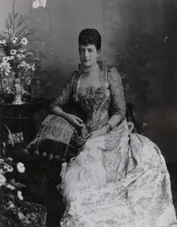 Queen Alexandra, by Lafayette - NPG Ax36402