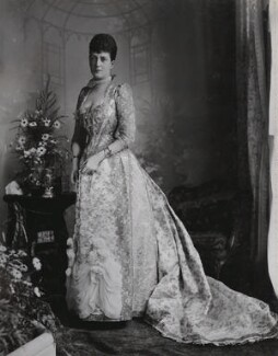 Queen Alexandra, by Lafayette - NPG Ax36403