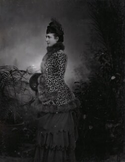 Queen Alexandra, by Lafayette - NPG Ax36409