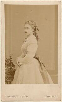Princess Louise Caroline Alberta, Duchess of Argyll, by Sergey Lvovich Levitsky - NPG Ax38293
