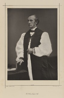 William Dalrymple Maclagan, by Samuel Alexander Walker, printed by  Waterlow & Sons Ltd - NPG Ax38335