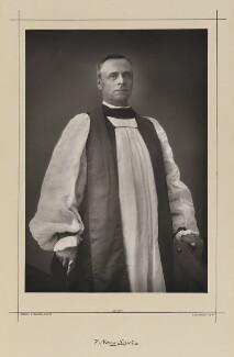 Frederick Courtney, by Samuel Alexander Walker, printed by  Waterlow & Sons Ltd - NPG Ax38338