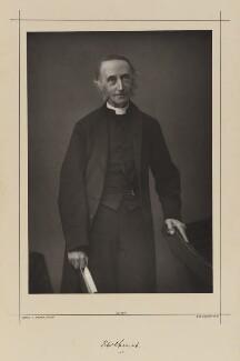 Richard William Church, by Samuel Alexander Walker, printed by  Waterlow & Sons Ltd - NPG Ax38339