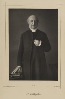 Edward Trollope, by Samuel Alexander Walker, printed by  Waterlow & Sons Ltd - NPG Ax38347