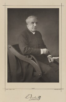 Robinson Duckworth, by Samuel Alexander Walker, printed by  Waterlow & Sons Ltd, published April 1890 - NPG Ax38362 - © National Portrait Gallery, London