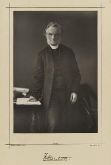 Brooke Foss Westcott, by Samuel Alexander Walker - NPG Ax38401