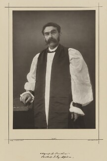 Alfred Robert Tucker, by Samuel Alexander Walker - NPG Ax38405