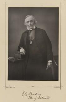 George Granville Bradley, by Samuel Alexander Walker - NPG Ax38406
