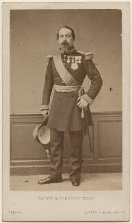 Napoléon III, Emperor of France, by Mayer & Pierson - NPG Ax38435
