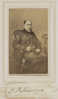 George Davys, by Unknown photographer - NPG Ax38622
