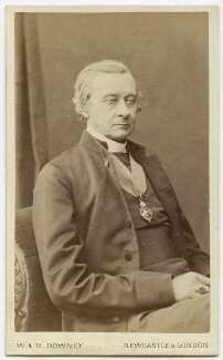 Edward Harold Browne, by W. & D. Downey - NPG Ax38651