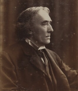 Sir Henry Irving, by Unknown photographer - NPG Ax38787