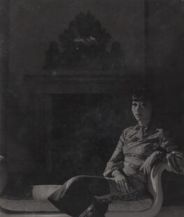 Anna May Wong, by Francis Goodman, 1933 - NPG Ax39590 - © National Portrait Gallery, London