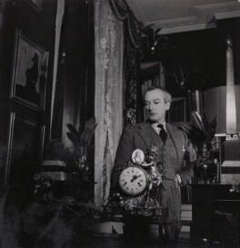 Cecil Beaton, by Francis Goodman - NPG Ax39598