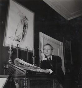 Cecil Beaton, by Francis Goodman - NPG Ax39599