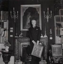 Cecil Beaton, by Francis Goodman - NPG Ax39600