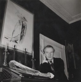 Cecil Beaton, by Francis Goodman, 28 November 1945 - NPG  - © National Portrait Gallery, London