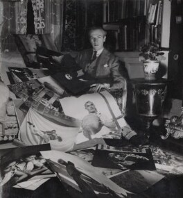 Cecil Beaton, by Francis Goodman - NPG Ax39603
