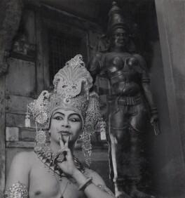 Pandit Ram Gopal, by Francis Goodman - NPG Ax39651