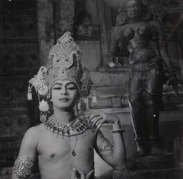 Pandit Ram Gopal, by Francis Goodman - NPG Ax39652