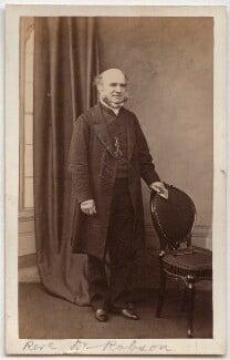 Reverend Dr Robson, by John Stuart - NPG Ax39803