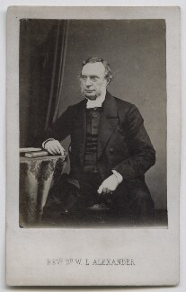 William Lindsay Alexander, by John Moffat - NPG Ax39810
