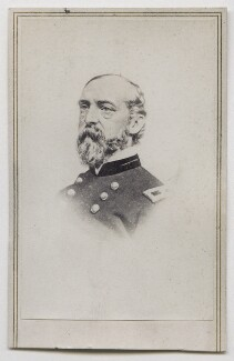 George Gordon Meade, published by Edward & Henry T. Anthony, after  Mathew B. Brady - NPG Ax39811