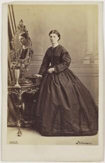 Louisa (née Montcrieffe), Duchess of Atholl, by William Notman - NPG Ax39817