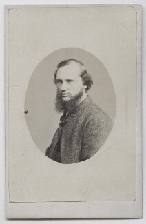 William Thomson, Baron Kelvin, by Unknown photographer - NPG Ax39819