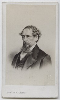 Charles Dickens, by Charlet & Jacotin - NPG Ax39821