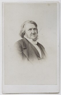 Sir James Young Simpson, 1st Bt, by Thomas Rodger - NPG Ax39830