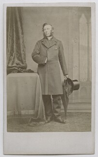 Reverend McDuff, by William White - NPG Ax39847